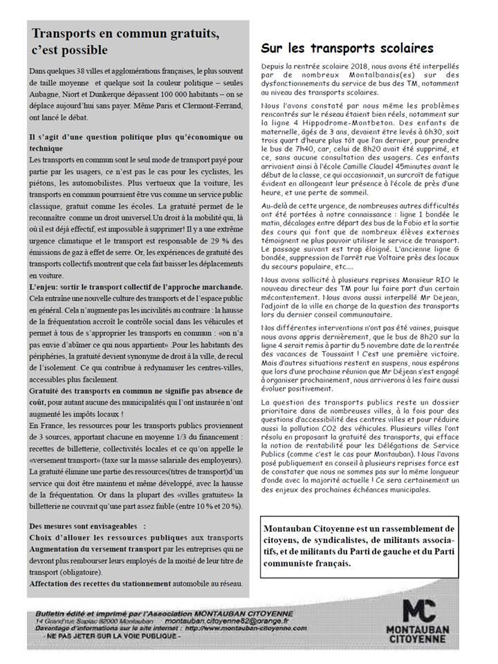 LES ECHOS N°45 - 02 - Photo article